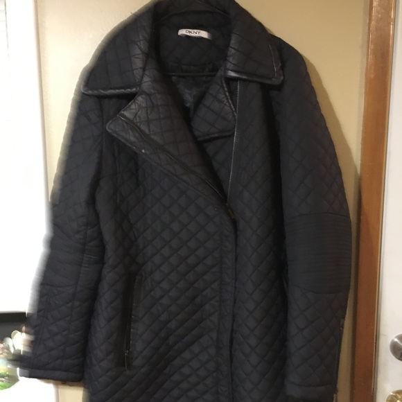 Dkny Jackets & Blazers - Dkny quilted cost